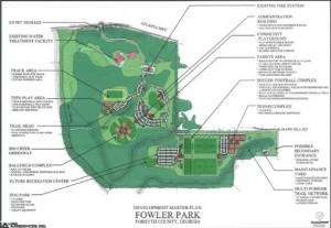 Fowler Park Plans
