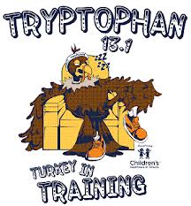 Tryptophan Half Marathon On Thanksgiving – Registration Still Open
